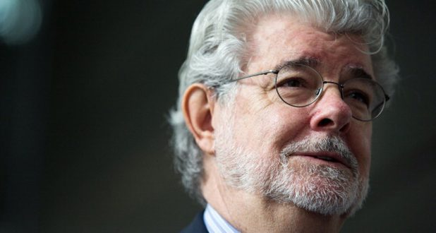 Image result for george lucas 2017